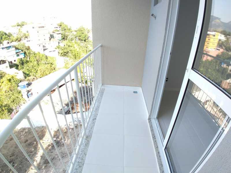 IMG_20180602_141219523 - Casa de Vila 3 quartos à venda Taquara, Rio de Janeiro - R$ 415.000 - SVCV30003 - 22
