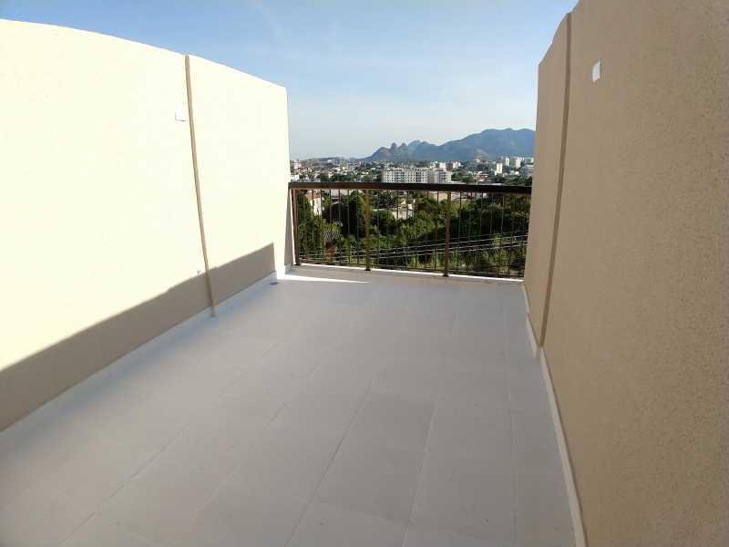 IMG_20180602_141258631 - Casa de Vila 3 quartos à venda Taquara, Rio de Janeiro - R$ 415.000 - SVCV30003 - 30