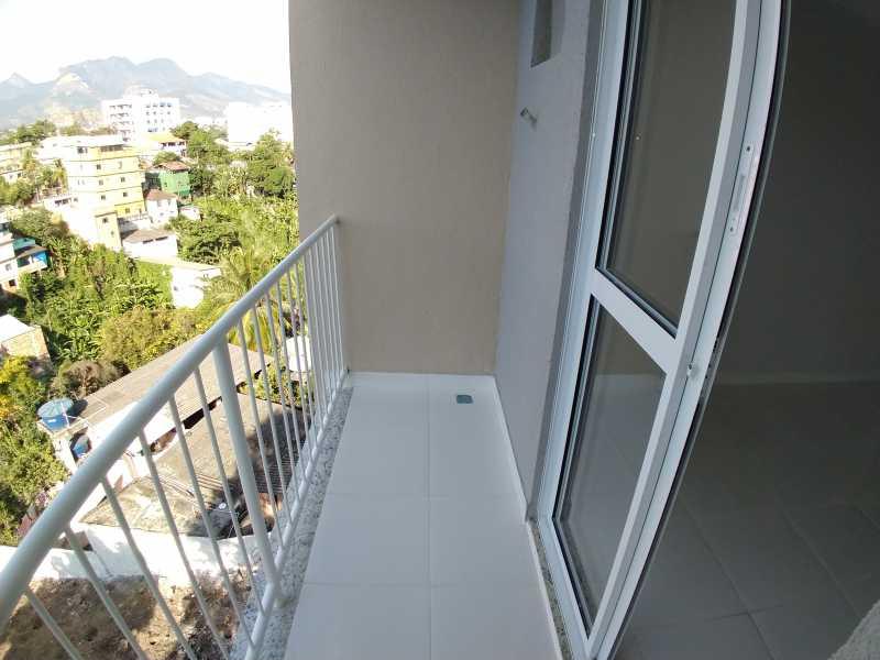 IMG_20180602_141402077 - Casa de Vila 3 quartos à venda Taquara, Rio de Janeiro - R$ 415.000 - SVCV30003 - 27