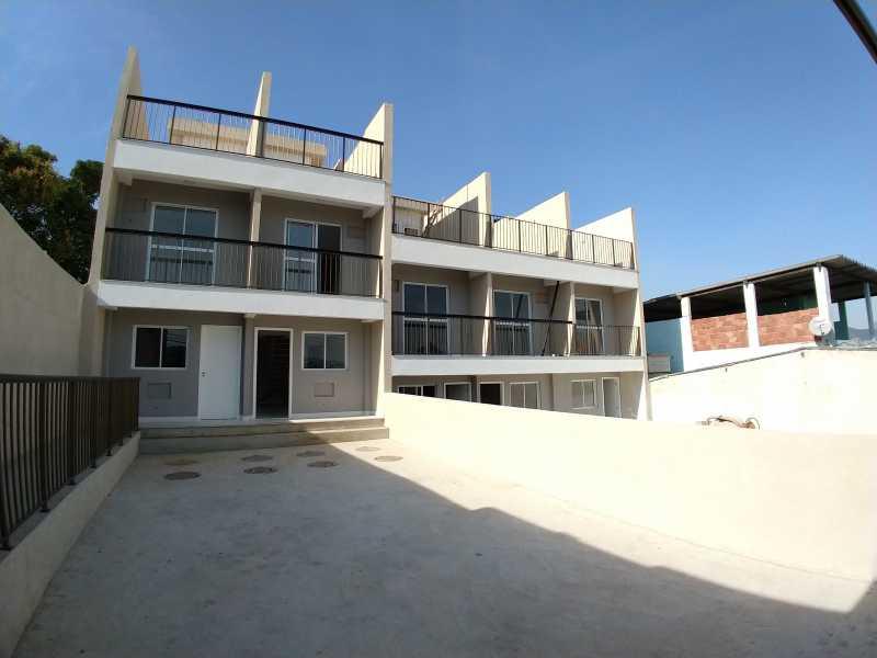 IMG_20180602_141700697 - Casa de Vila 3 quartos à venda Taquara, Rio de Janeiro - R$ 415.000 - SVCV30003 - 1