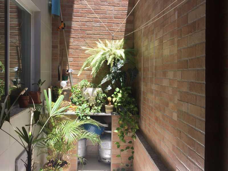 1605_G1519135514 - Casa de Vila 4 quartos à venda Taquara, Rio de Janeiro - R$ 565.000 - SVCV40001 - 13