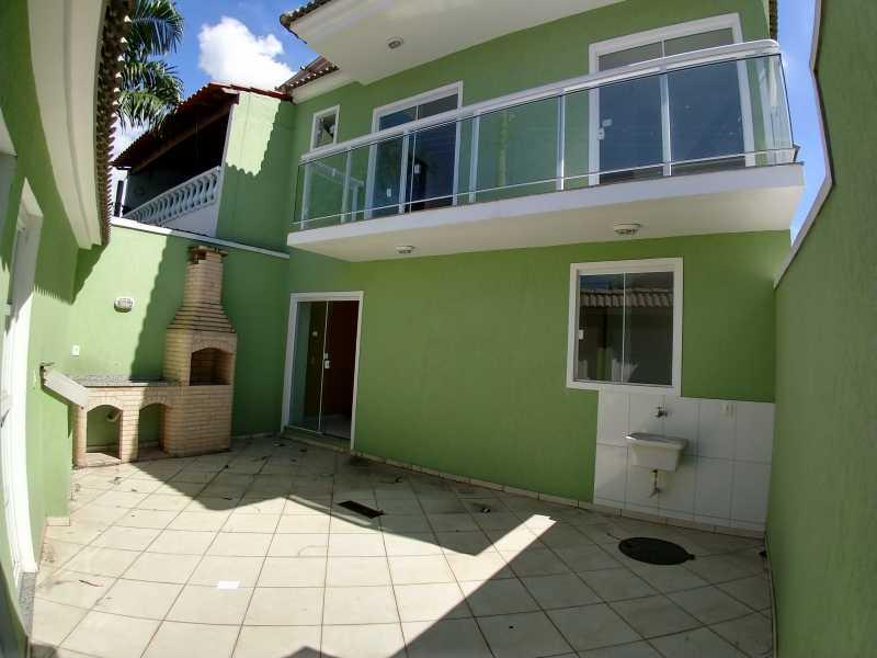 3 - Casa em Condomínio 3 quartos à venda Oswaldo Cruz, Rio de Janeiro - R$ 390.000 - SVCN30082 - 1