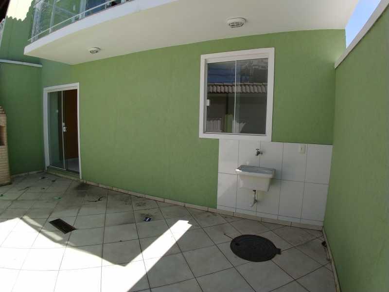 20 - Casa em Condomínio 3 quartos à venda Oswaldo Cruz, Rio de Janeiro - R$ 390.000 - SVCN30082 - 24