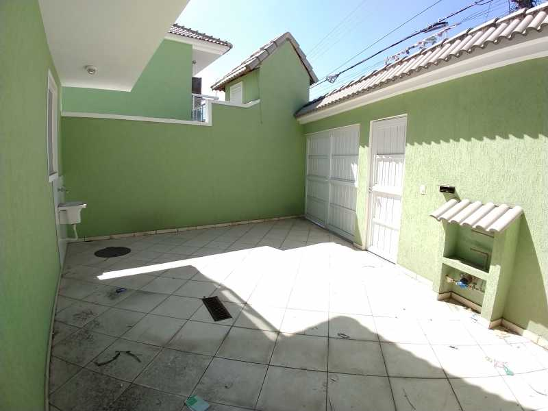 24 - Casa em Condomínio 3 quartos à venda Oswaldo Cruz, Rio de Janeiro - R$ 390.000 - SVCN30082 - 25