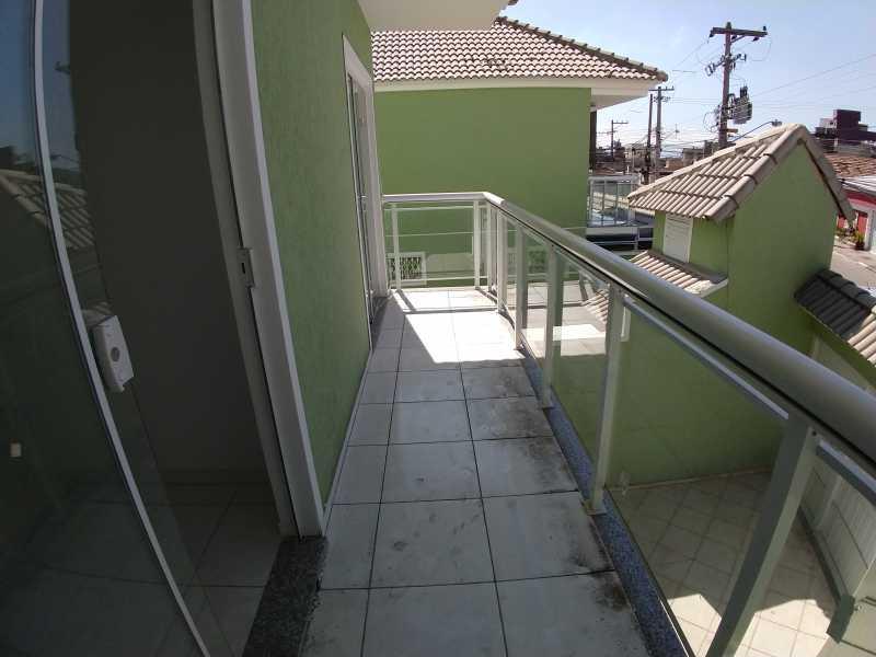 14 - Casa em Condomínio 3 quartos à venda Oswaldo Cruz, Rio de Janeiro - R$ 390.000 - SVCN30082 - 19