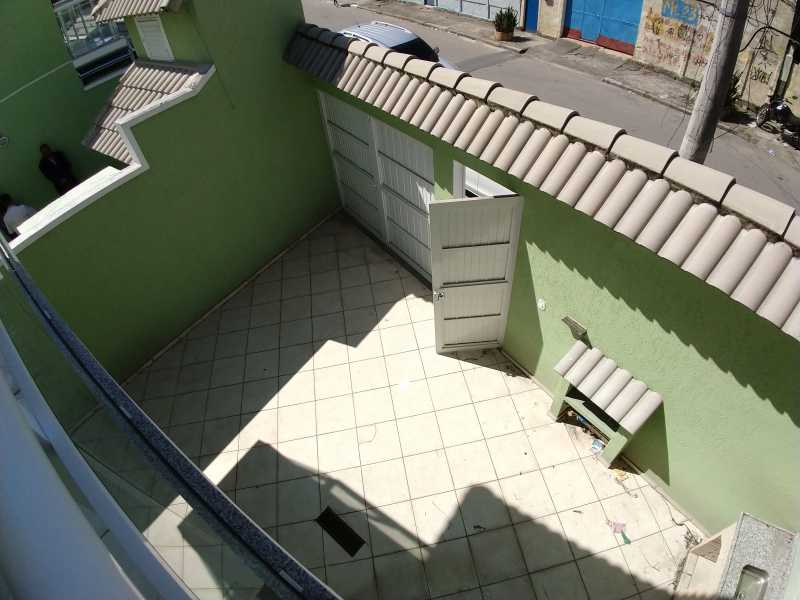 19 - Casa em Condomínio 3 quartos à venda Oswaldo Cruz, Rio de Janeiro - R$ 390.000 - SVCN30082 - 17