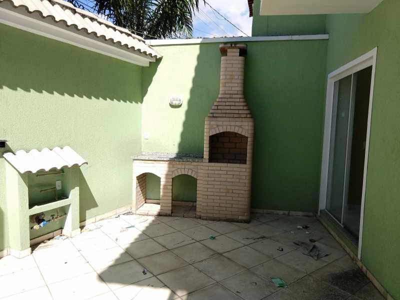 21 - Casa em Condomínio 3 quartos à venda Oswaldo Cruz, Rio de Janeiro - R$ 390.000 - SVCN30082 - 4