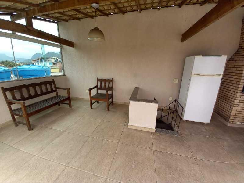 27 - Cobertura 3 quartos à venda Curicica, Rio de Janeiro - R$ 499.000 - SVCO30012 - 28