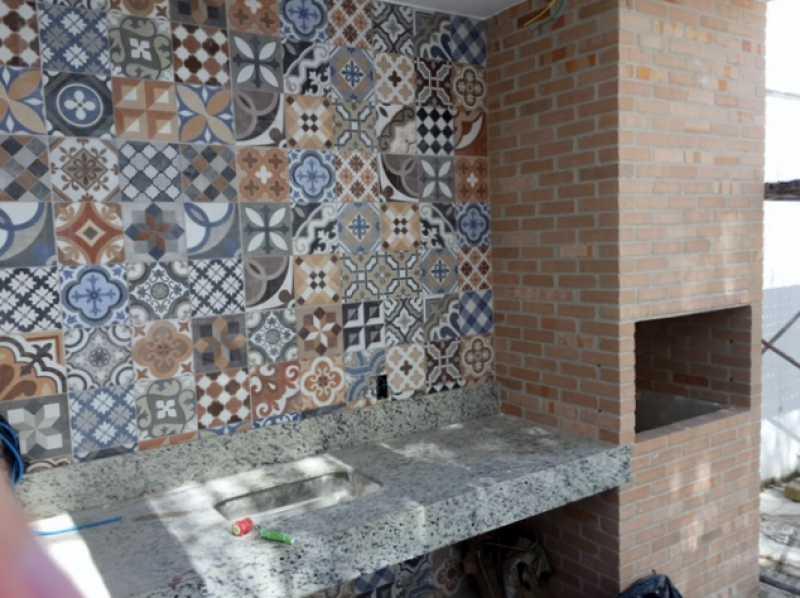 Churrasqueira - Apartamento 2 quartos à venda Pechincha, Rio de Janeiro - R$ 329.000 - SVAP20120 - 15