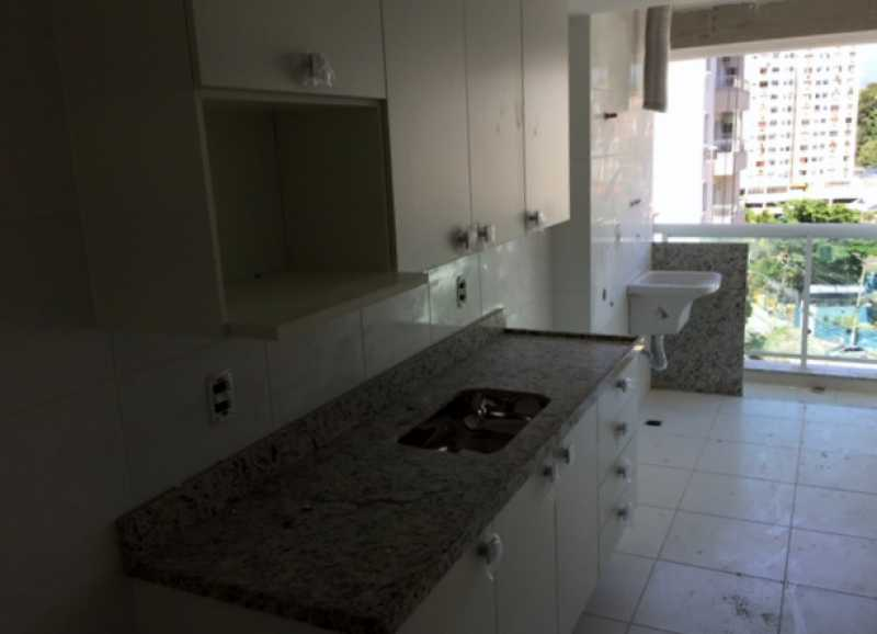 cozinha - Apartamento 2 quartos à venda Pechincha, Rio de Janeiro - R$ 329.000 - SVAP20120 - 6