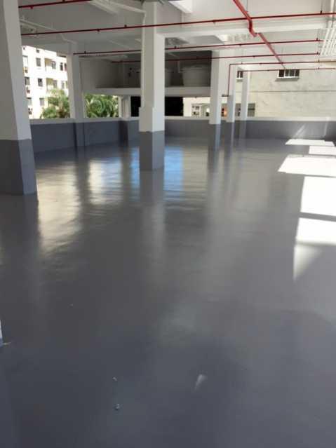 estacionamento - Apartamento 2 quartos à venda Pechincha, Rio de Janeiro - R$ 329.000 - SVAP20120 - 23