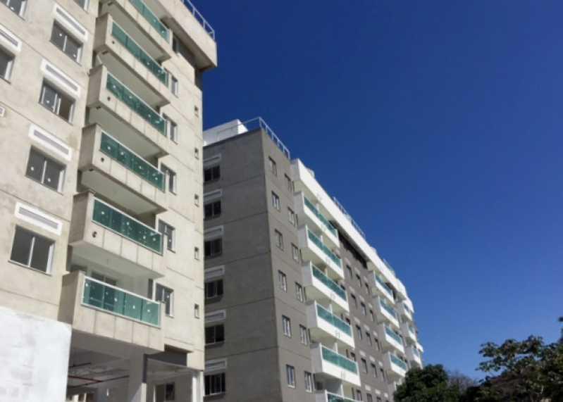 Fachada - Apartamento 2 quartos à venda Pechincha, Rio de Janeiro - R$ 329.000 - SVAP20120 - 24