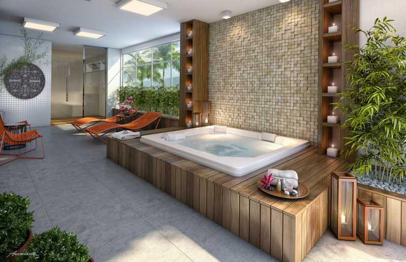 Hidromassagem - Apartamento 2 quartos à venda Pechincha, Rio de Janeiro - R$ 329.000 - SVAP20120 - 19