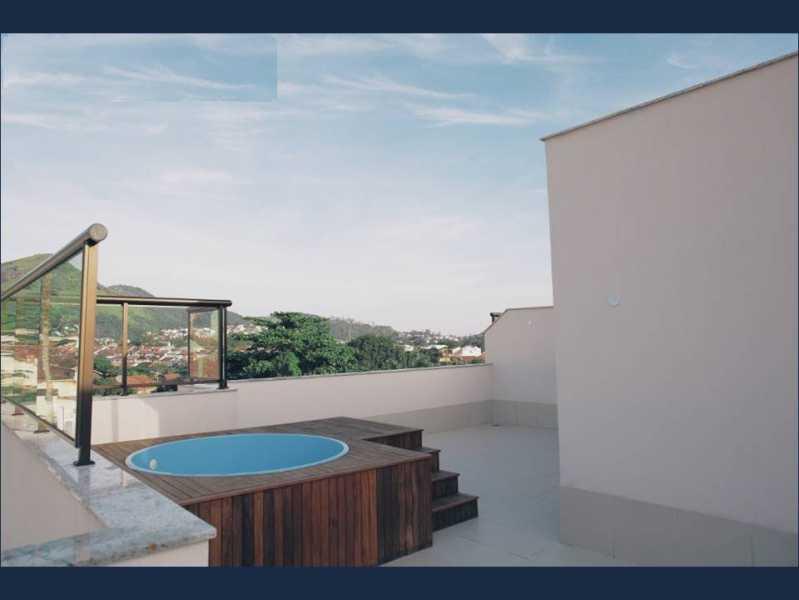 10 - Cobertura 3 quartos à venda Pechincha, Rio de Janeiro - R$ 673.226 - SVCO30015 - 11