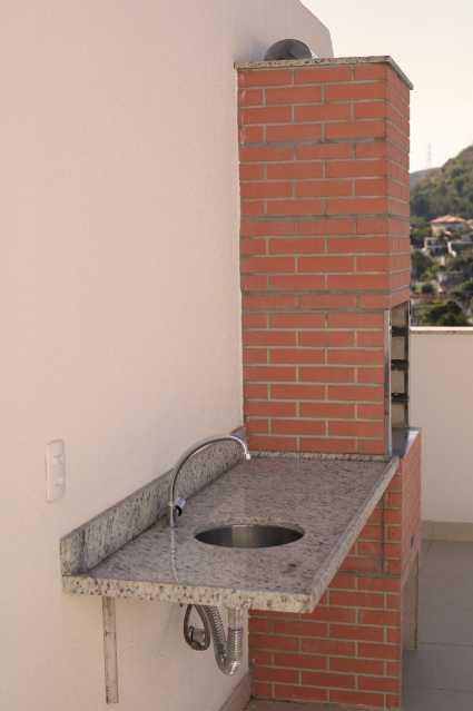 9 - Cobertura 3 quartos à venda Pechincha, Rio de Janeiro - R$ 673.226 - SVCO30015 - 10