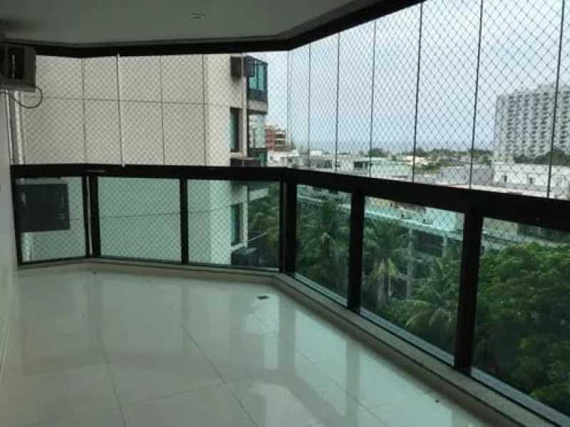 1 - Apartamento 3 quartos à venda Barra da Tijuca, Rio de Janeiro - R$ 2.249.900 - SVAP30080 - 3