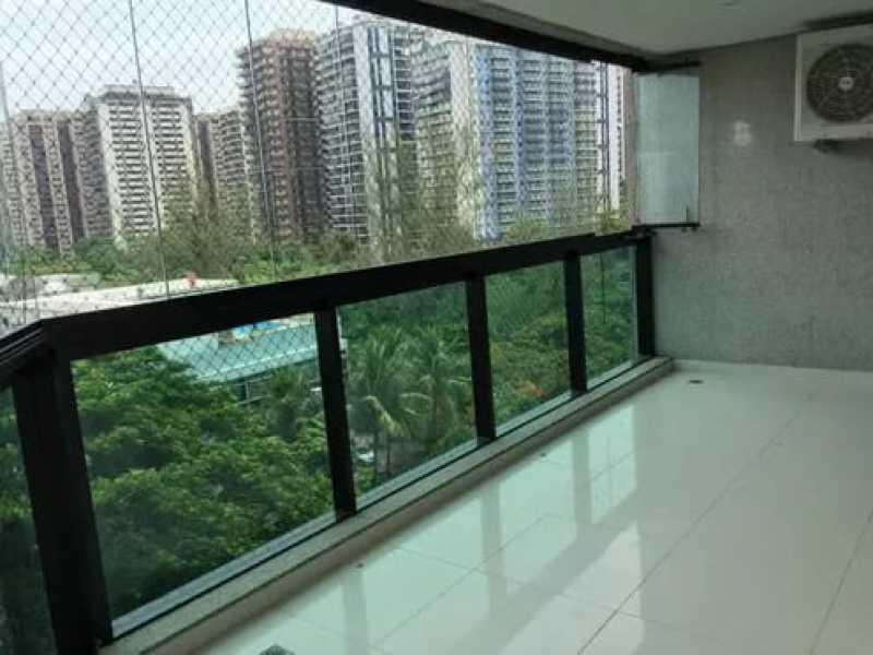 2 - Apartamento 3 quartos à venda Barra da Tijuca, Rio de Janeiro - R$ 2.249.900 - SVAP30080 - 1