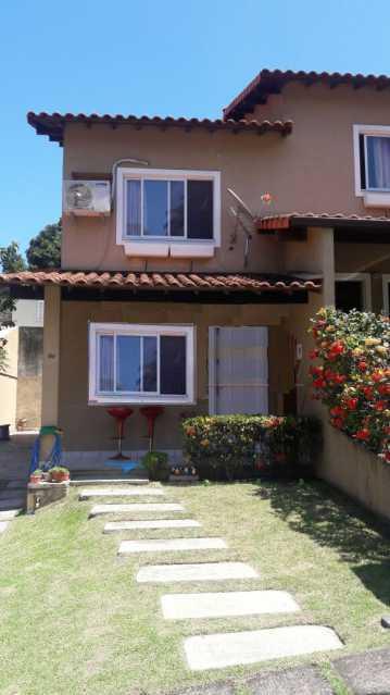 I1 - Casa em Condomínio 2 quartos à venda Pechincha, Rio de Janeiro - R$ 499.900 - SVCN20010 - 1