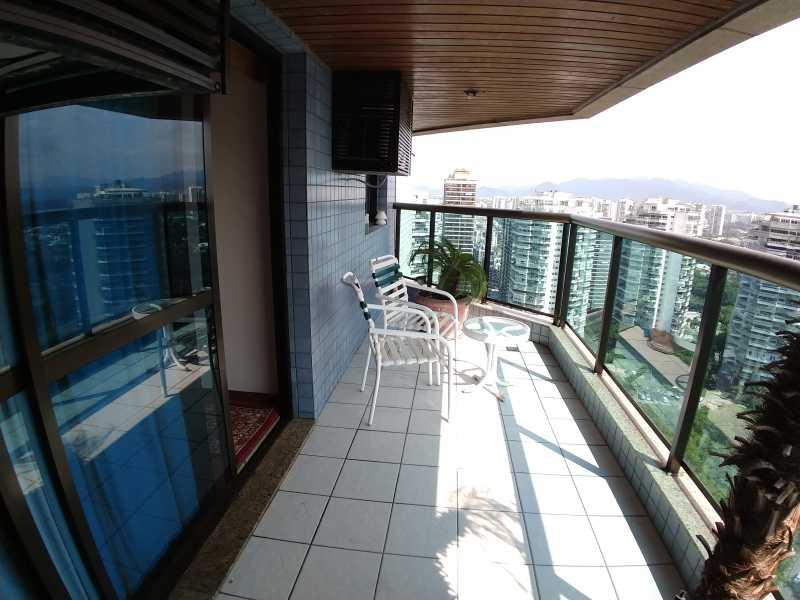 17 - Apartamento 3 quartos à venda Barra da Tijuca, Rio de Janeiro - R$ 2.349.000 - SVAP30084 - 18