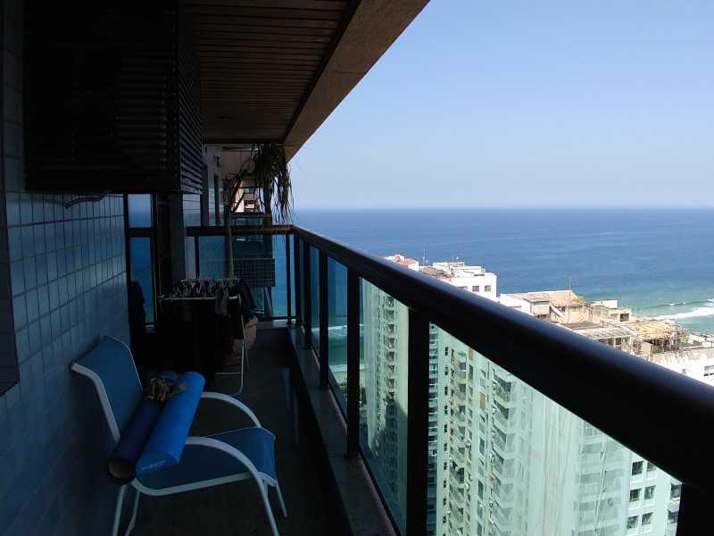 4 - Apartamento 3 quartos à venda Barra da Tijuca, Rio de Janeiro - R$ 2.349.000 - SVAP30084 - 5