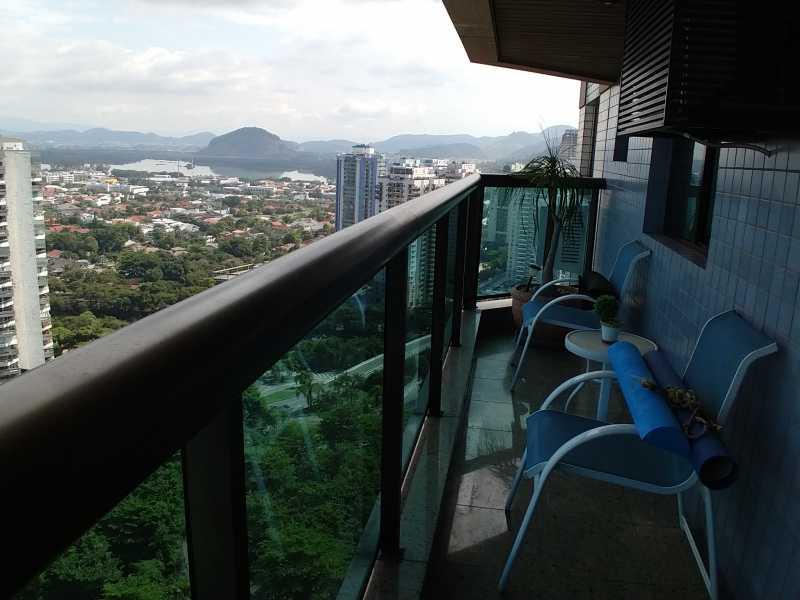 5 - Apartamento 3 quartos à venda Barra da Tijuca, Rio de Janeiro - R$ 2.349.000 - SVAP30084 - 6