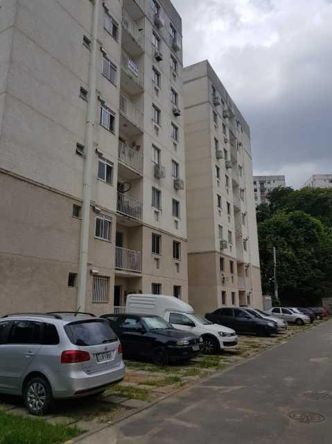 WhatsApp Image 2018-08-08 at 1 - Apartamento 2 quartos à venda Taquara, Rio de Janeiro - R$ 194.900 - SVAP20131 - 12