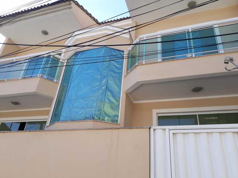 1 - Casa em Condomínio 3 quartos à venda Taquara, Rio de Janeiro - R$ 680.000 - SVCN30033 - 1