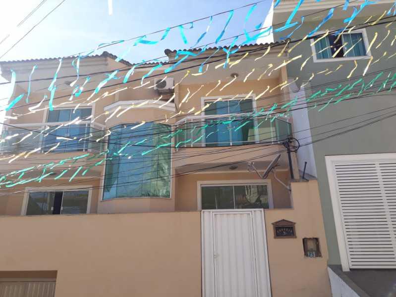 3 - Casa em Condomínio 3 quartos à venda Taquara, Rio de Janeiro - R$ 680.000 - SVCN30033 - 4