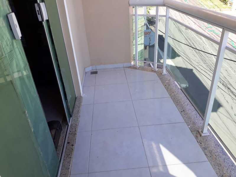 13 - Casa em Condomínio 3 quartos à venda Taquara, Rio de Janeiro - R$ 680.000 - SVCN30033 - 18