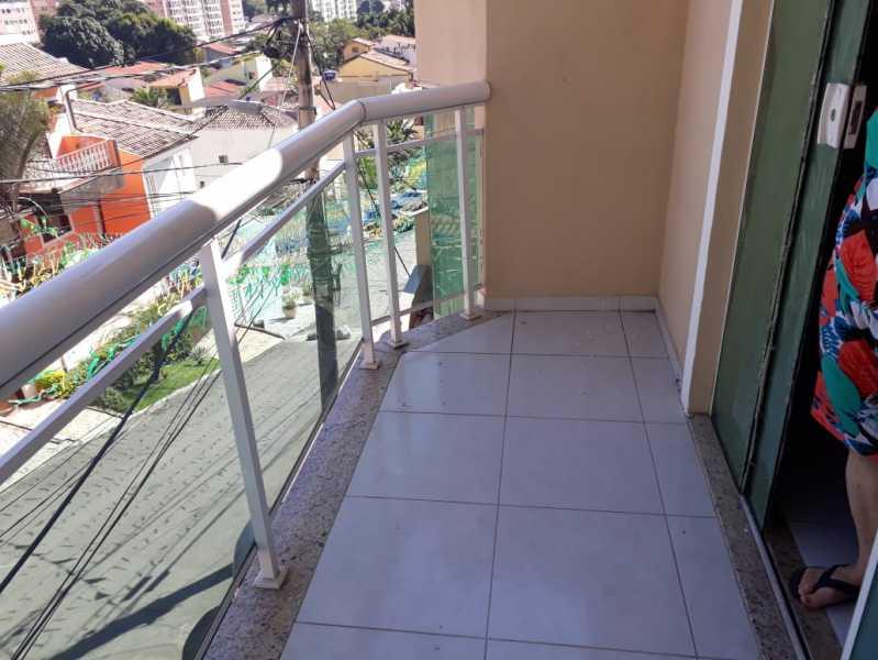 17 - Casa em Condomínio 3 quartos à venda Taquara, Rio de Janeiro - R$ 680.000 - SVCN30033 - 20