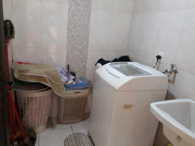 25 - Casa em Condomínio 3 quartos à venda Taquara, Rio de Janeiro - R$ 680.000 - SVCN30033 - 30