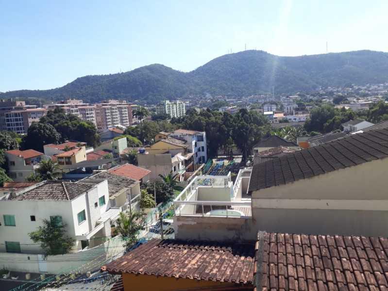 1 - Casa em Condomínio 2 quartos à venda Taquara, Rio de Janeiro - R$ 840.000 - SVCN20012 - 1