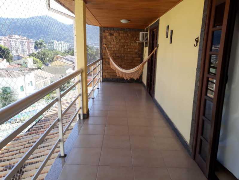 8 - Casa em Condomínio 2 quartos à venda Taquara, Rio de Janeiro - R$ 840.000 - SVCN20012 - 8