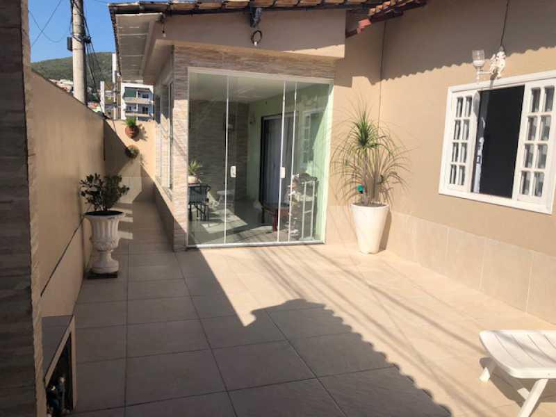 IMG_0748 - Casa em Condomínio 3 quartos à venda Praça Seca, Rio de Janeiro - R$ 399.900 - SVCN30038 - 6