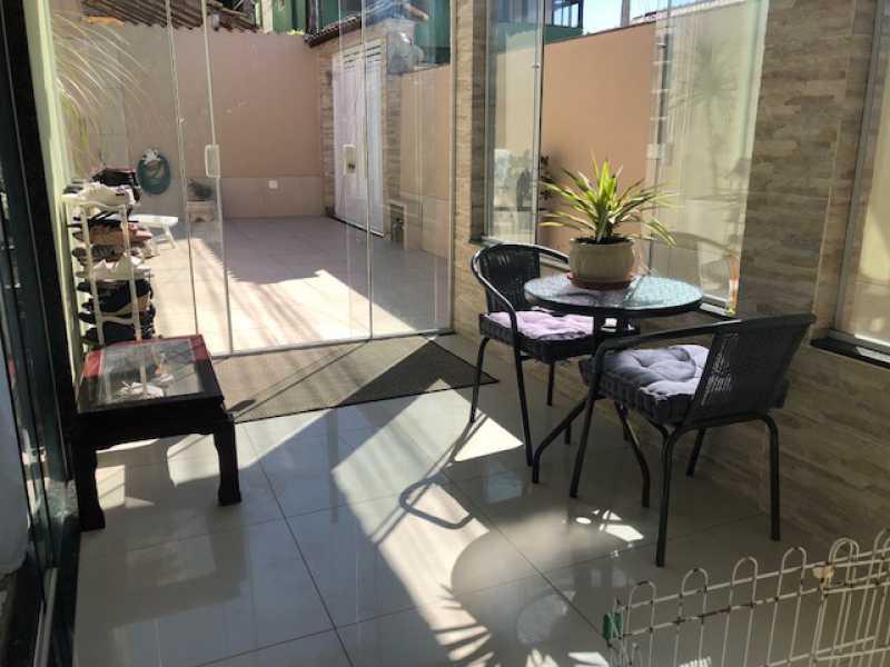 IMG_0770 - Casa em Condomínio 3 quartos à venda Praça Seca, Rio de Janeiro - R$ 399.900 - SVCN30038 - 12