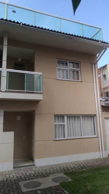 2 - Casa em Condomínio 3 quartos à venda Tanque, Rio de Janeiro - R$ 478.000 - SVCN30040 - 3