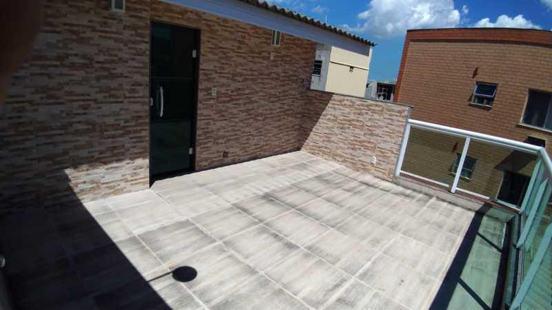 4 - Casa em Condomínio 3 quartos à venda Tanque, Rio de Janeiro - R$ 478.000 - SVCN30040 - 5