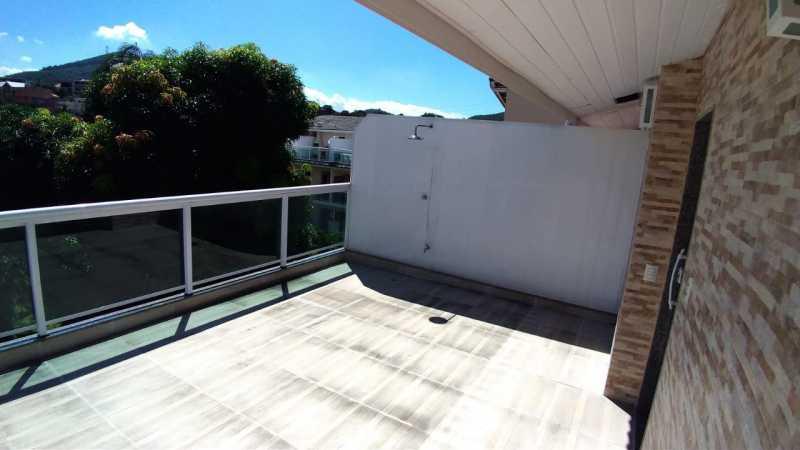 9 - Casa em Condomínio 3 quartos à venda Tanque, Rio de Janeiro - R$ 478.000 - SVCN30040 - 10