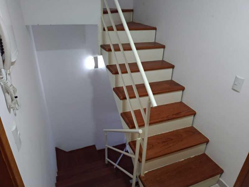 10 - Casa em Condomínio 3 quartos à venda Tanque, Rio de Janeiro - R$ 478.000 - SVCN30040 - 11