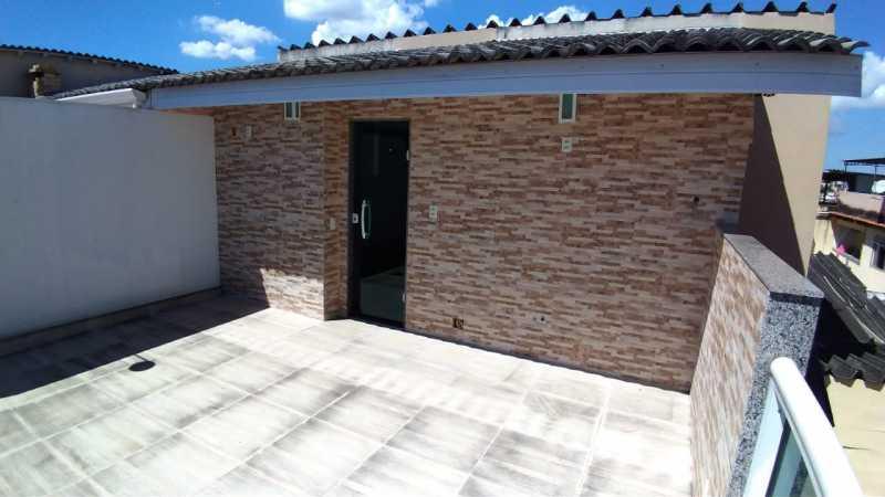 13 - Casa em Condomínio 3 quartos à venda Tanque, Rio de Janeiro - R$ 478.000 - SVCN30040 - 14