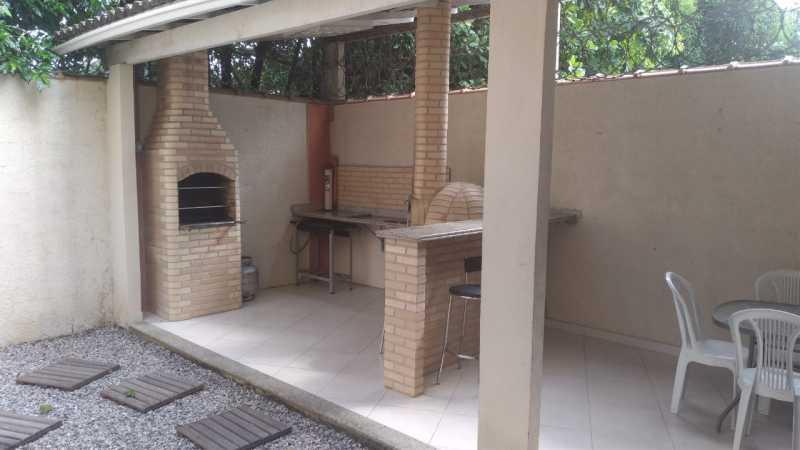 16 - Casa em Condomínio 3 quartos à venda Tanque, Rio de Janeiro - R$ 478.000 - SVCN30040 - 16