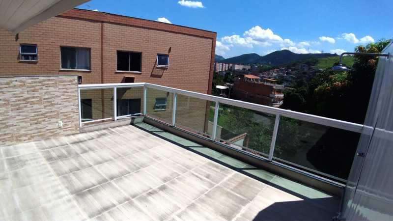19 - Casa em Condomínio 3 quartos à venda Tanque, Rio de Janeiro - R$ 478.000 - SVCN30040 - 18
