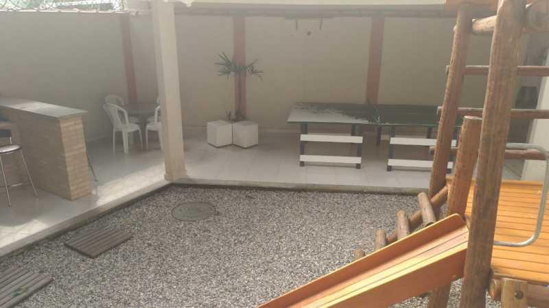 26 - Casa em Condomínio 3 quartos à venda Tanque, Rio de Janeiro - R$ 478.000 - SVCN30040 - 24