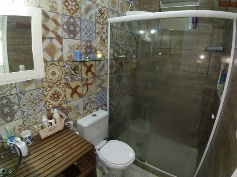 10 - Casa em Condomínio 2 quartos à venda Taquara, Rio de Janeiro - R$ 219.000 - SVCN20018 - 11