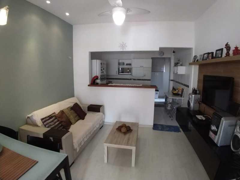 3 - Casa em Condomínio 2 quartos à venda Taquara, Rio de Janeiro - R$ 219.000 - SVCN20018 - 4
