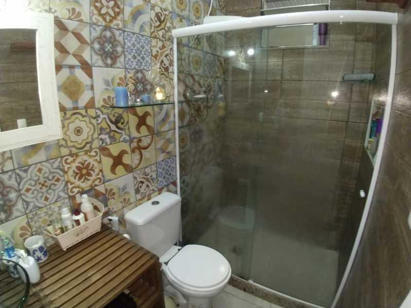 13 - Casa em Condomínio 2 quartos à venda Taquara, Rio de Janeiro - R$ 219.000 - SVCN20018 - 14