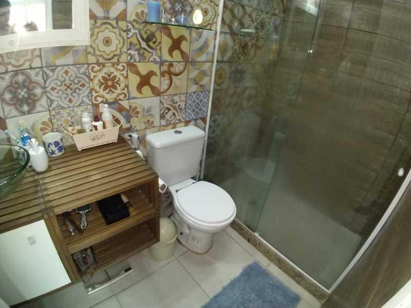 14 - Casa em Condomínio 2 quartos à venda Taquara, Rio de Janeiro - R$ 219.000 - SVCN20018 - 15