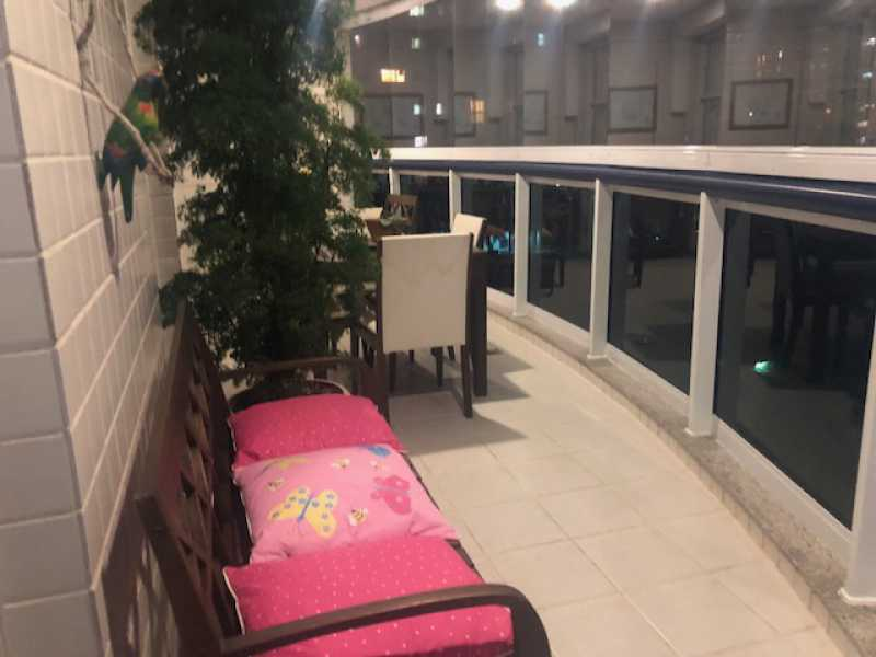 3 - Apartamento À Venda - Barra da Tijuca - Rio de Janeiro - RJ - SVAP30089 - 4