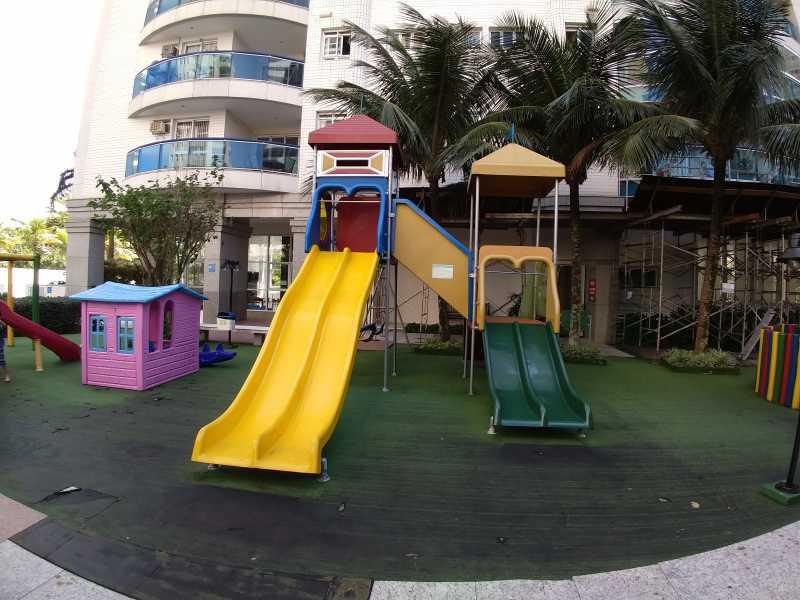 28 - Apartamento À Venda - Barra da Tijuca - Rio de Janeiro - RJ - SVAP30089 - 31