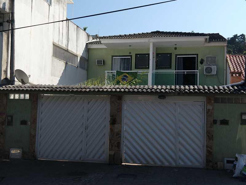 IMG_20180705_104030254 - Casa 3 quartos à venda Curicica, Rio de Janeiro - R$ 500.000 - SVCA30013 - 1